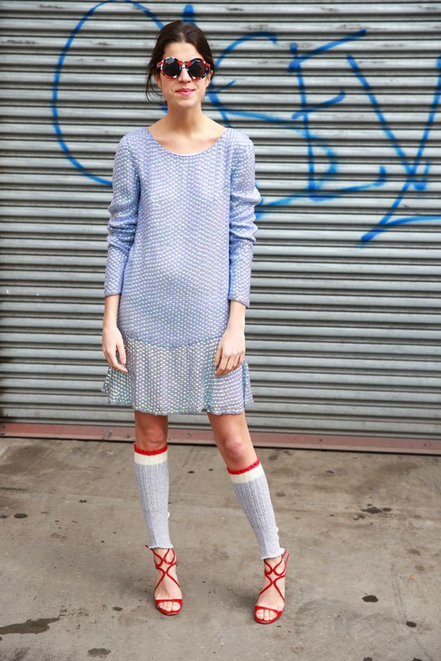 Your Legs, My Warmers | Man Repeller