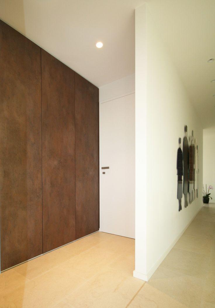 25 beste idee n over draaideuren op pinterest moderne deur moderne ramen en glazen deur - Glazen hoofdbord ...