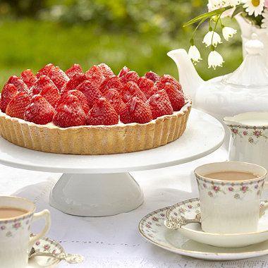 Strawberry Tart recipe - From Lakeland