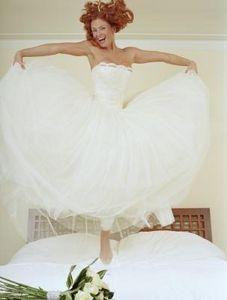 DIY TUTU WEDDING DRESSCómo hacer una miniatura vestido tutú