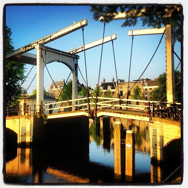 Amsterdam, nabij Carre