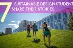 7 Design Students Share Their Stories on Why They Are Studying Sustainable Design at the Boston Architectural College | Inhabitat - Sustainable Design Innovation, Eco Architecture, Green Building