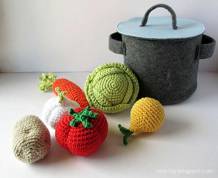 Crochet soup