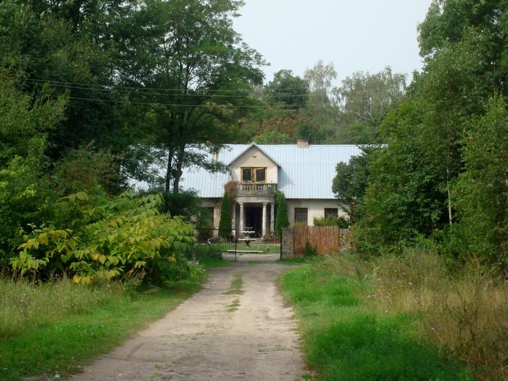 Miszewo - dwór i park