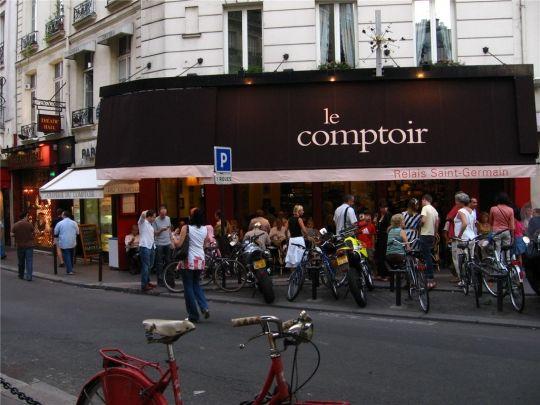 Les 25 meilleures id es de la cat gorie restaurant le - Le comptoir du petit marguery paris 13 ...