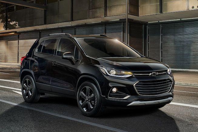 2018 Trax Small Suv Special Editions Midnight At Chevrolet