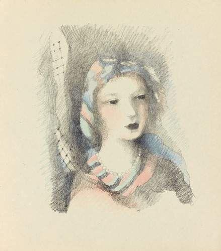 MIQUETTE By Marie Laurencin, 1932