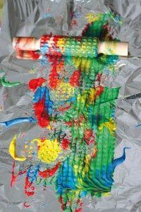25 best ideas about rouleaux peinture motifs on for Peut t on peindre sur du papier peint