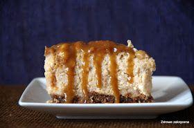 To ciasto zrobiłam sobie wczoraj, świętując moje kolejne 18 urodziny :) A tym samym zamknęłamtrwający 2 miesiące eksperyment na diecie w 9...