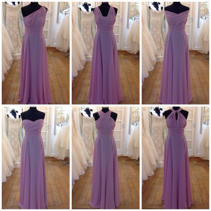New modern wedding dresses: Kelsy rose maternity bridesmaid dresses