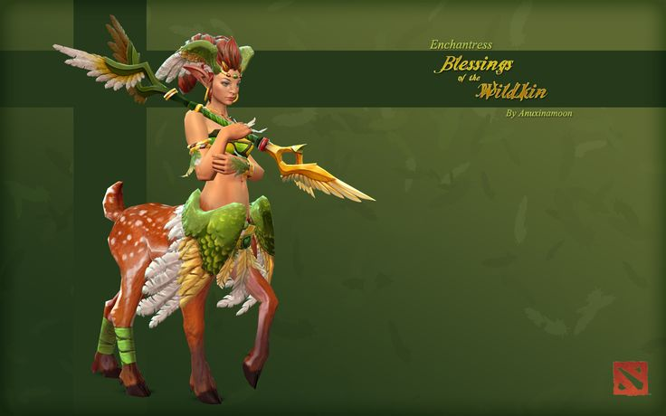 Enchantress - Dota 2