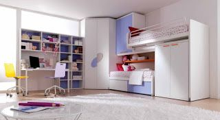 14 best CAMERETTE A SOPPALCO images on Pinterest | Bedrooms, Child ...