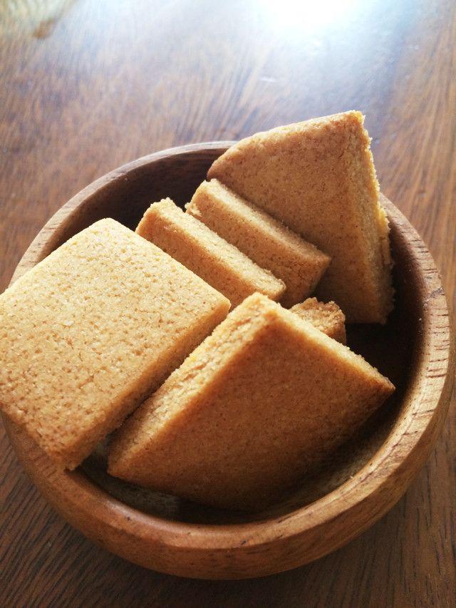100%おからのクッキー シナモンがふんわり香るサクサククッキー