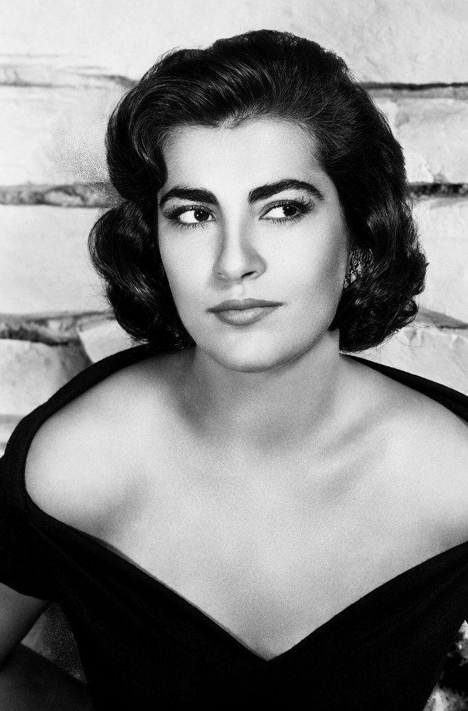 Irene Papas, Great Greek actress