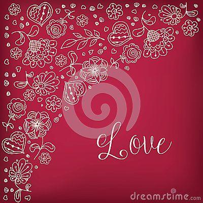 Рисунок От Руки Цветы Каракули Фон Сердца - Скачать Из Более Чем 56 Миллионов Высококачественных Стоковые Фотографии, Изображения, Векторы. Зарегистрируйтесь бесплатно уже сегодня. Изображения: 88536074