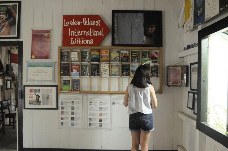 #Belitung #Indonesia #Museumkata #Andreahirata