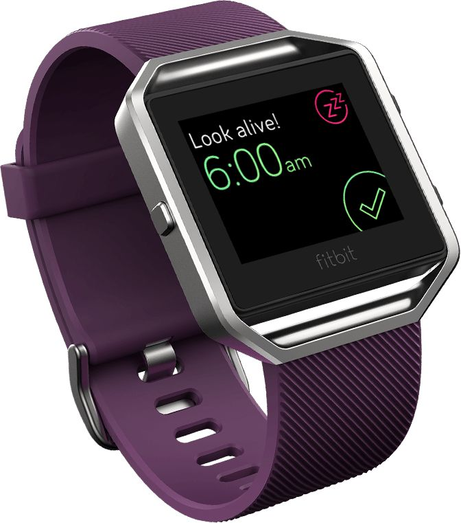 Fitbit Blaze - Coming in March 2016 // want this + a leather band!
