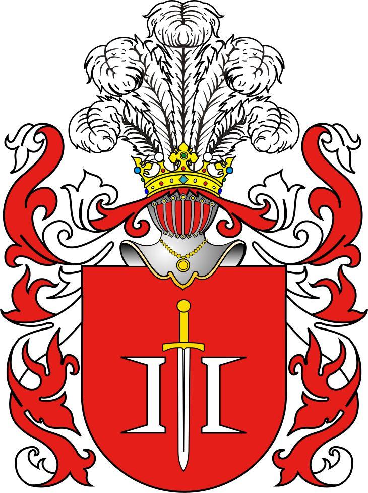 Herb Cholewa - Herby szlachty polskiej (galeria) – Wikipedia, wolna encyklopedia