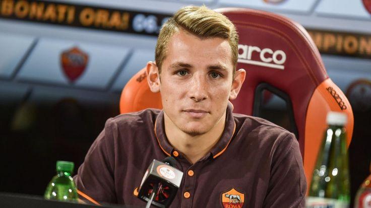 Lucas Digne admet à nouveau vouloir rester à Rome - http://www.le-onze-parisien.fr/8406-2/