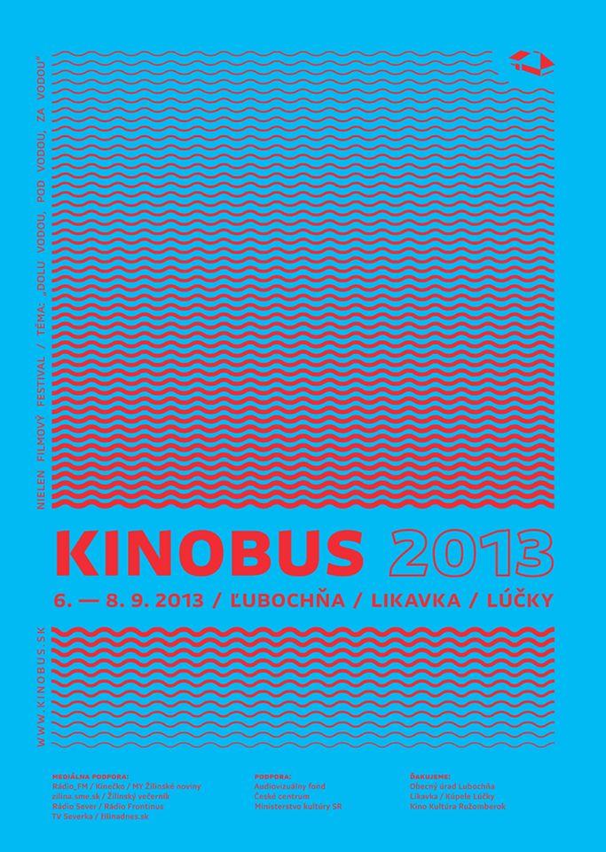 Poster for KINOBUS festival. http://www.matejvojtus.com/