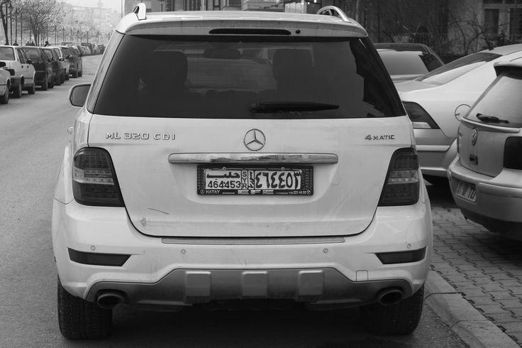 Mercedes Benz ML 320 CDI 4 Matic - W 163 by ErdemDeniz