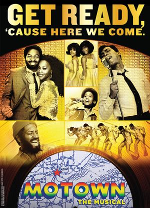 Find information for showtimes, calendar event dates and how to buy tickets for  Motown the Musical at the Pantages Theater Hollywood, CA.