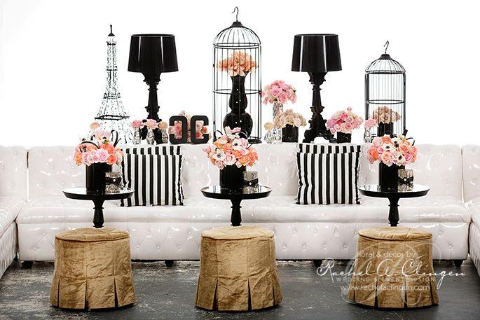 Coco Chanel Inspired Wedding Shoot At 99 Sudbury - Wedding Decor Toronto Rachel A. Clingen Wedding & Event Design « Wedding Decor Toronto Rachel A. Clingen Wedding & Event Design