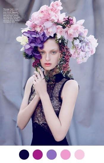 Art Portfolio, Fashion, Floral Photography, Flower Crowns, Vogue Australia, Portraits Photography, Fresh Flower, Flower Girls, Makeup Editorial