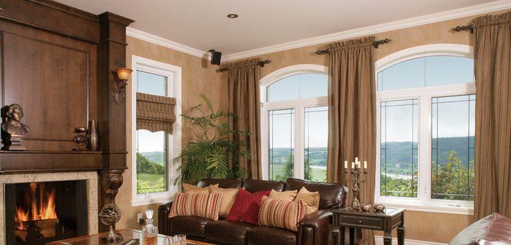 fenêtres architecturales