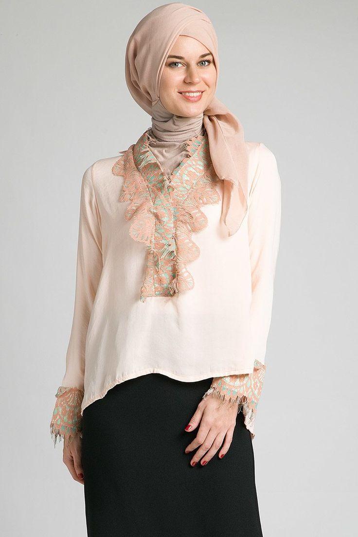 17 Best Ideas About Batik Muslim On Pinterest Contoh Model Baju