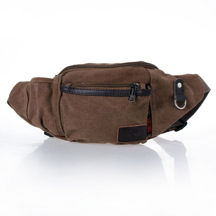 Canvass Waist Bag //Price: $18.00 & FREE Shipping //     l #ball #gametime