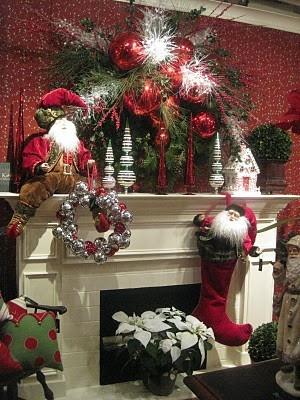 Mantel Decorating Insperation