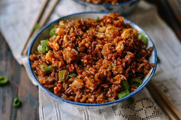 Supreme Soy Sauce Fried Rice , by thewoksoflife.com