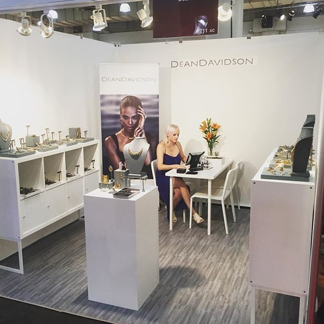 Day 1 of @enkshows Accessorie Circuit. Booth 8211 #deandavidson #NYC @catjaniga - See more at: http://iconosquare.com/viewer.php#/detail/1042933104531778656_4761834