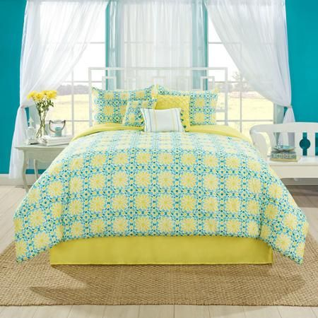 cheerful gray bedding. Make your bedroom the most cheerful place at home with this Casa Mia San  Juan bed set 57 best Bedding images on Pinterest Comforter sets
