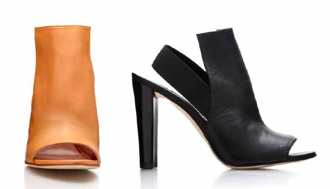 Stuart Weitzman Spring/Summer 2013 Fronton shoes
