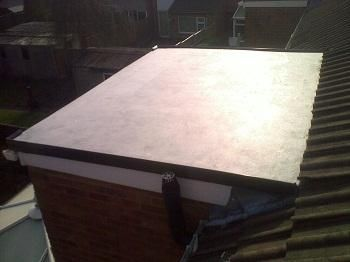 EPDM Dormer with Rubber Roof 8