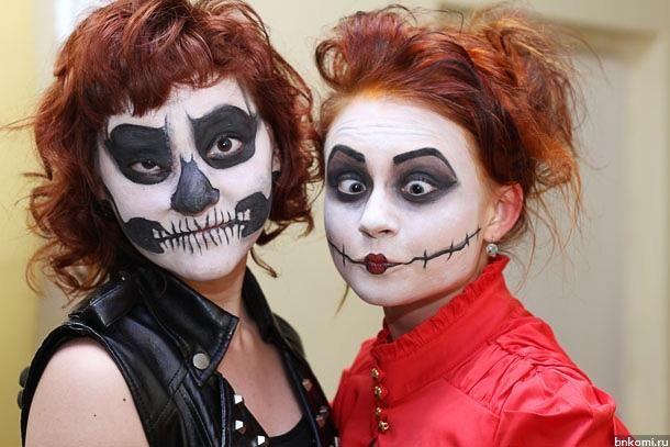 Тематические вечеринки костюмы на хеллоуин