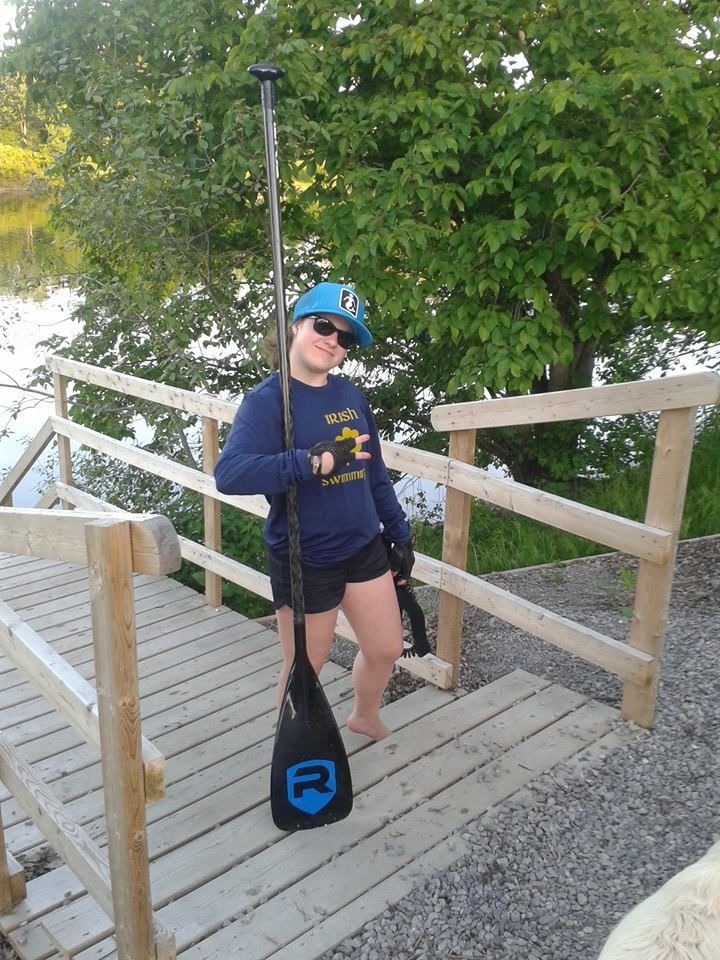 #SUP training leading up to #OnBoard