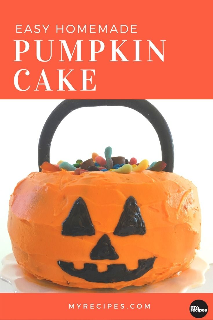 You don't need some fancy pants mold. Here are 4 simple ways to make a festive pumpkin-shaped cake for your next Halloween party using the baking equipment you already have.