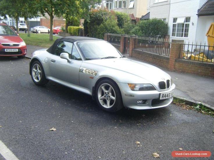 BMW Z3 CONVERTIBLE RARE  2.8 AUTOMATIC  #bmw #z3 #forsale #unitedkingdom