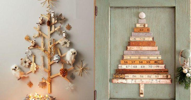 Αν έχεις βαρεθεί το κλασικό δέντρο -ή έστω το καραβάκι- και θέλεις να στολίσεις κάτι διαφορετικό φέτος τις γιορτές είσαι τυχερή. Η Μάντυ Σωτηρίου, μπλόγκερ του DoNotBuyJustCry έχει ψάξει για σένα και σου προτείνει ένα για κάθε στυλ. Εσύ το μόνο που έχεις να κάνεις είναι να διαλέξεις: