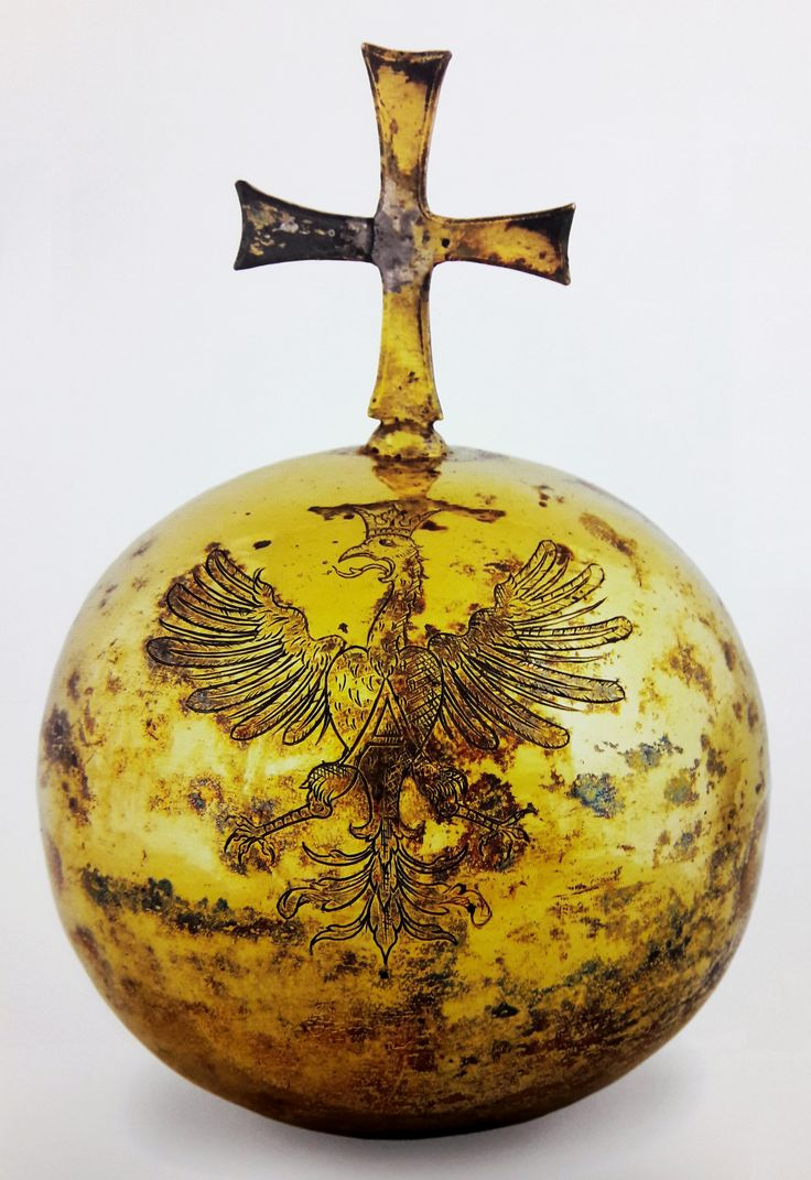 Funeral orb of Anna Jagiellon by Anonymous from Poland, ca. 1596, Muzeum Skarbca Katedralnego im. Jana Pawła II w Krakowie