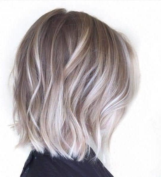 50 Ash Blonde Hair Shade Concepts 2019