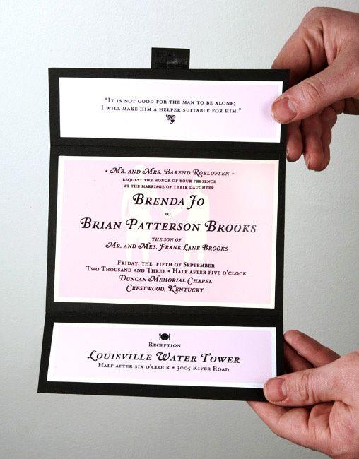 best 25 homemade wedding invitations ideas on pinterest - Homemade Wedding Invitations