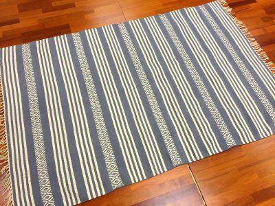 Rag rugs - Ystad (grey)