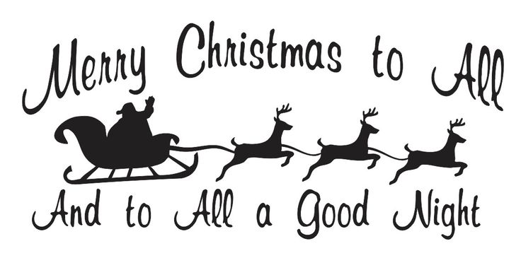"""Primitive Winter STENCIL**Merry Christmas to All and to All a Good Night** 12""""x24"""" for Painting Signs, Airbrush, Crafts, Wall Art and Decor by OaklandStencil on Etsy https://www.etsy.com/listing/180696353/primitive-winter-stencilmerry-christmas"""