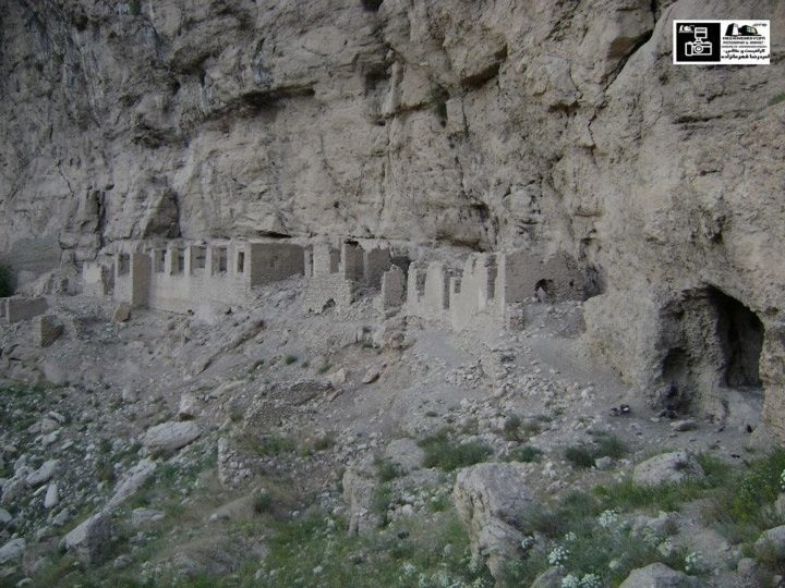 The Bab's prison.  Maku or Chihriq?