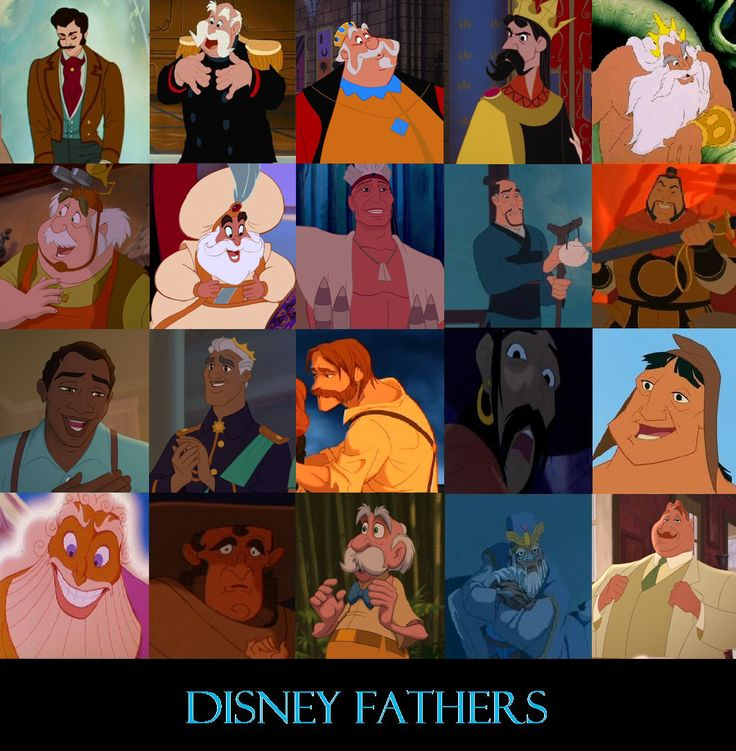 Disney fathers cartoons anime comics pinterest for Professor archimedes q porter