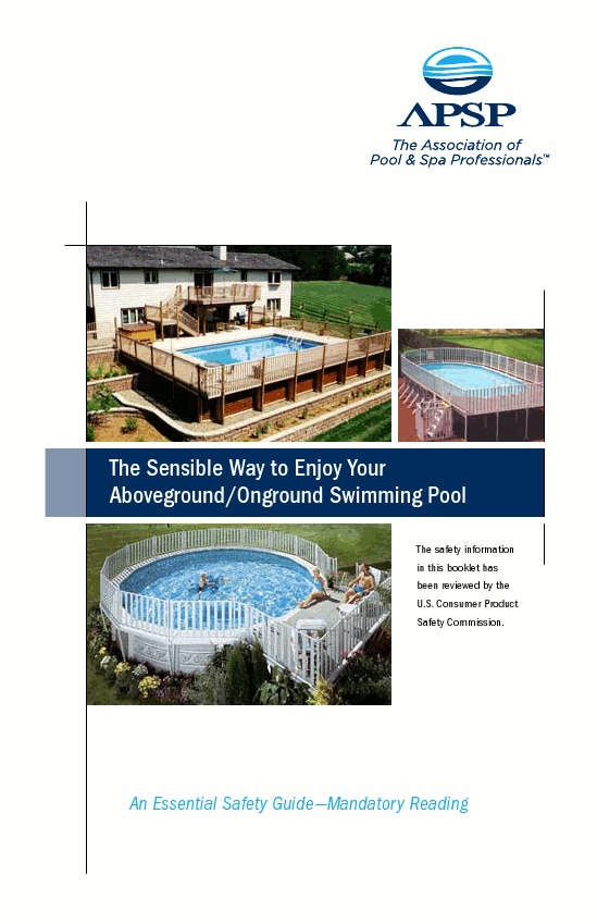 10 best water safety images on pinterest water safety - Residential swimming pool regulations ...